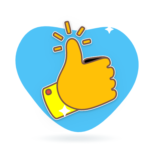 icone pouce
